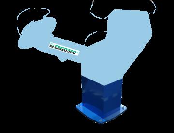 Réhausse hauteur (entre 150mm et 500mm)