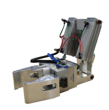 Outil pince pneumatique serrage parallèle 80 kg N1