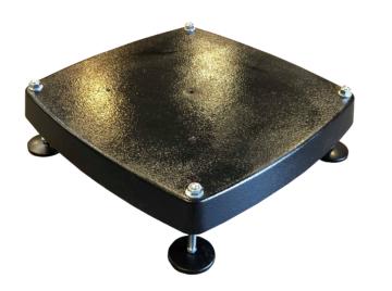 Socle mobile par transpalette 50 kg – salle blanche / AGRO