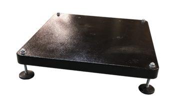Socle mobile par transpalette 100 kg