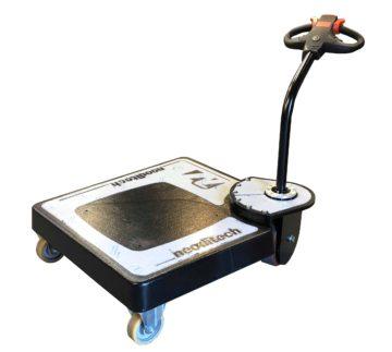 Socle mobile sur roue autonome 100 kg